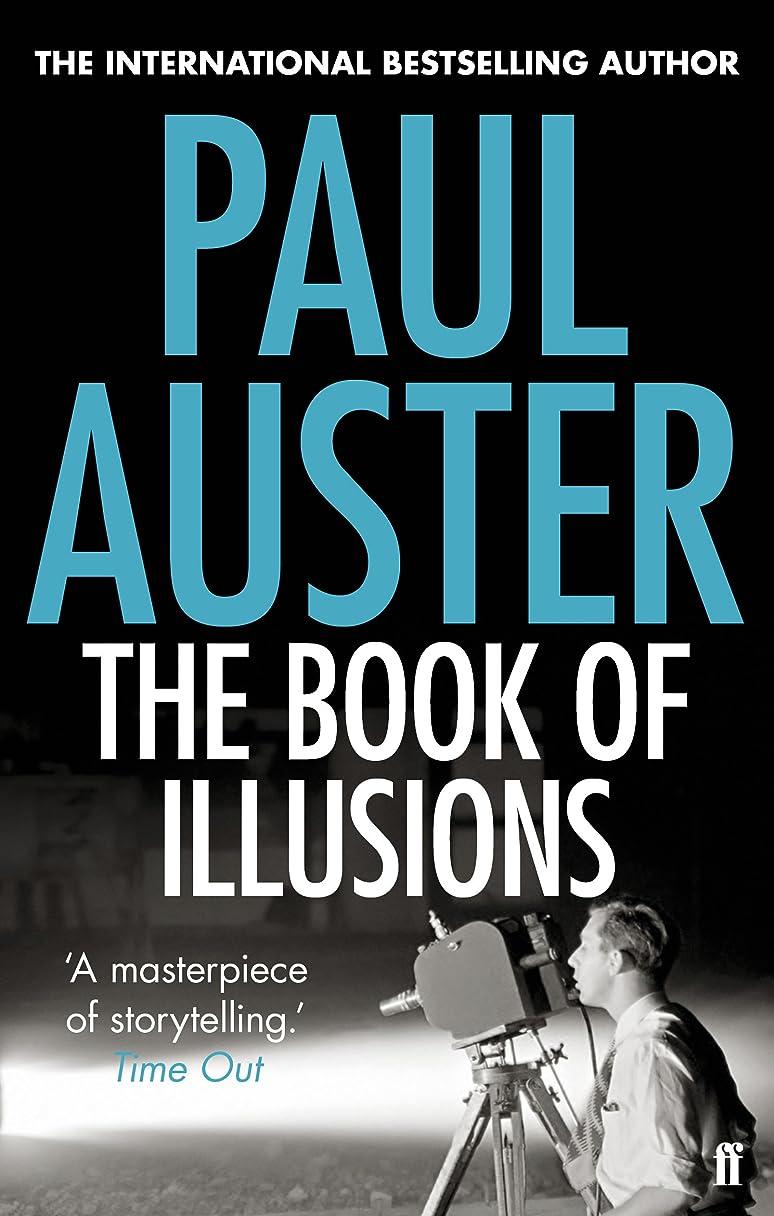 怒っている天窓信者The Book of Illusions (English Edition)