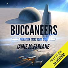 Buccaneers: Privateer Tales, Book 8