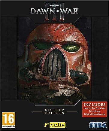 Warhammer 40000: Dawn of War III - Limited Edition (PC) UK Import Region Free