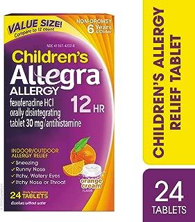alavert children's allergy