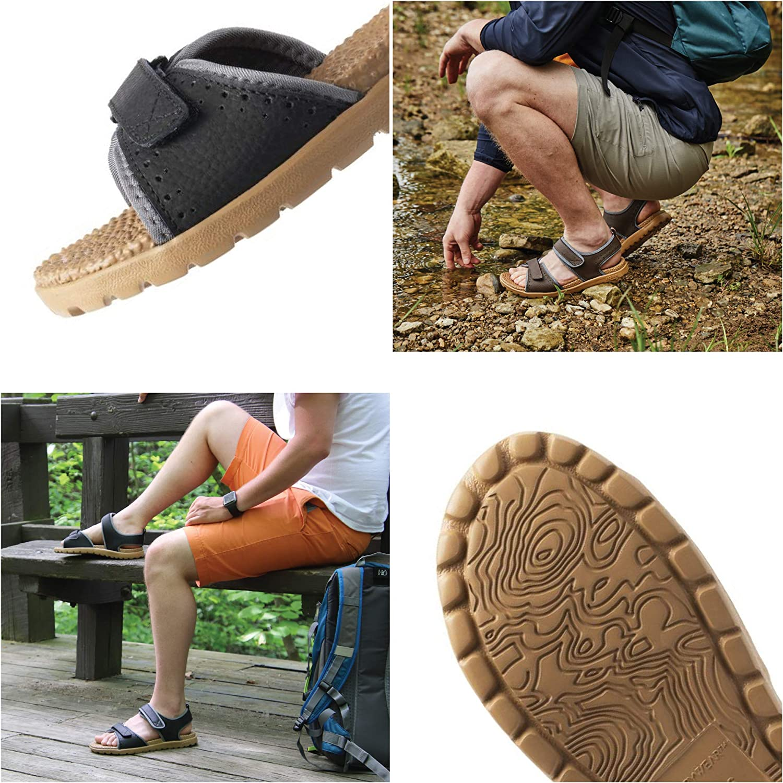 Buy Acorn Men's Everywear Grafton Sandal, Lightweight with a ...