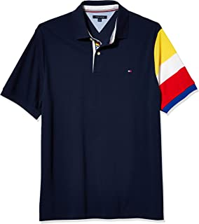 Men's Big and Tall Polo Shirt Custom Fit