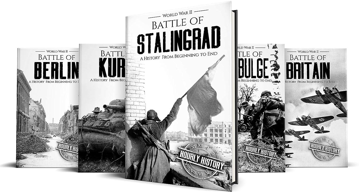 香港禁止する植生World War II Battles: The Greatest Battles that Defined World War II (English Edition)