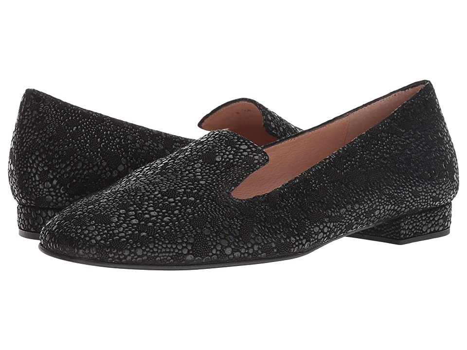 French Sole Celeste Flat (Black Cuarzo) Women