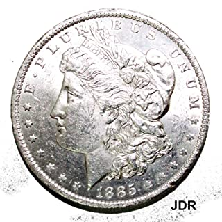 1885 O Morgan Silver Dollar $1 Brilliant Uncirculated