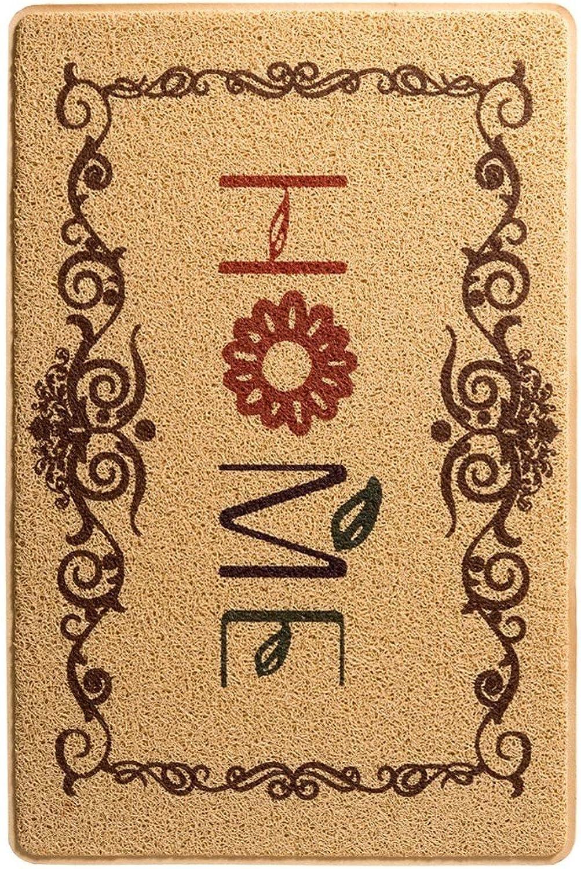 Doormat, Kitchen Foot mat Carpet Home Entrance Doormat.-D-80x120cm(31x47inch)