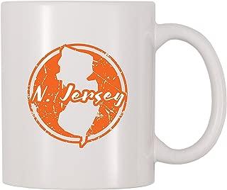 4 All Times New Jersey Coffee Mug (11 oz)