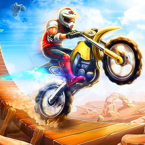 Extreme Trail Bike Stunt Master : Trail Bike Madness Mega Ramp Bike Stunt Game