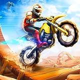Extreme Trail Bike Stunt Master : Trail Bike Madness Mega Ramp Bike...