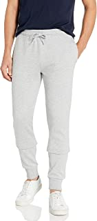 Mens Sport Fleece Trackpant With Rib Leg Opening Trackpant