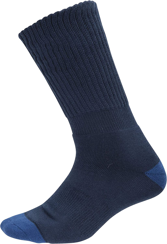 Mountain Warehouse Outdoor Socken im 3er-Pack sichere Passform Bergwandern feine Zehennähte kühl Ideal für Wandern feine Zehennähte viele Farben kühl Warme Stiefelsocken lange Socken