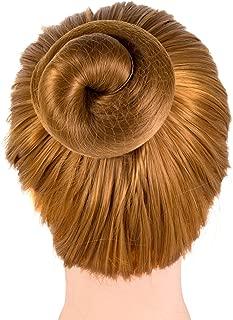Deoot 20 Pcs Reusable Hair nets Invisible Elastic Edge Mesh for Women,Girls,Ballet Bun(Light Coffee)