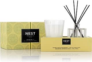 NEST Fragrances Grapefruit Petite Candle & Reed Diffuser Set