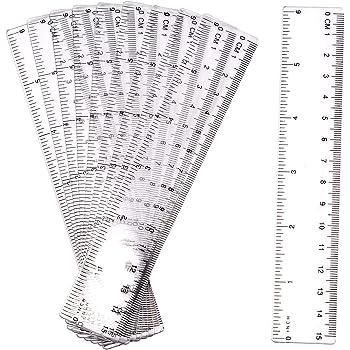 Maped Geometric 200mm Plastica Trasparente