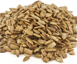 YANKEETRADERS Sunflower Seeds, No Salt, Roasted, 2 pounds