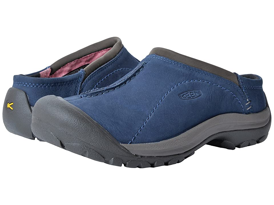 Keen Kaci Slide (Dress Blues/Bungee Cord) Women