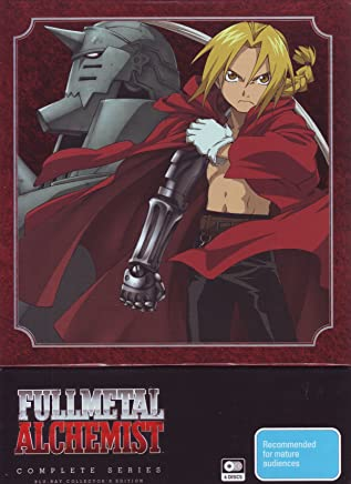 Fullmetal Alchemist: Complete Series (Collector's Edition) (Blu-ray)
