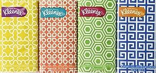 Kleenex Pocket Pack, White Facial Tissue