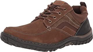Men's Quest Moccasin Toe Oxford Rugged Casual Lace Up