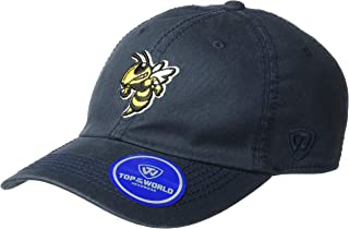 Top of the World NCAA Relaxed Fit Adjustable Hat Team Color Secondary Icon
