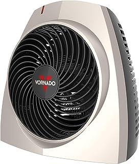 ボルネード 電気ファンヒーター 温風サーキュレーター シャンパン 6畳 VH200-JP