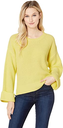 Now Or Never Popover Sweater