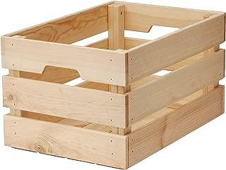 IKEA Knagglig Box, Pine (18