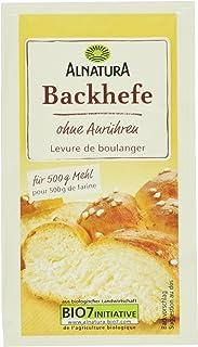 Alnatura Bio Backhefe, glutenfrei, vegan, 25er Pack 25 x 9 g
