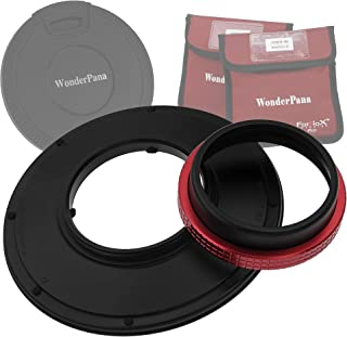 WonderPana 145 System Core & Lens Cap   145mm Filter Holder for the Panasonic Lumix G Vario 7 14mm f/4.0 Aspherical Lens (Micro Four Thirds Format)