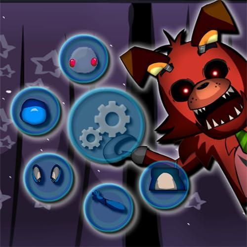 Animatronic Jumpscare Factory - A Custom Character Creator
