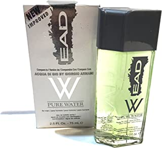 Best ead cologne pure water Reviews