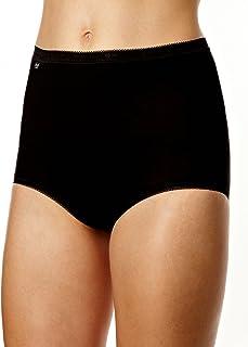 Women/'s Cotton Rich Full Mama Briefs Knickers Underwear UK Size 20-22 6 Pack