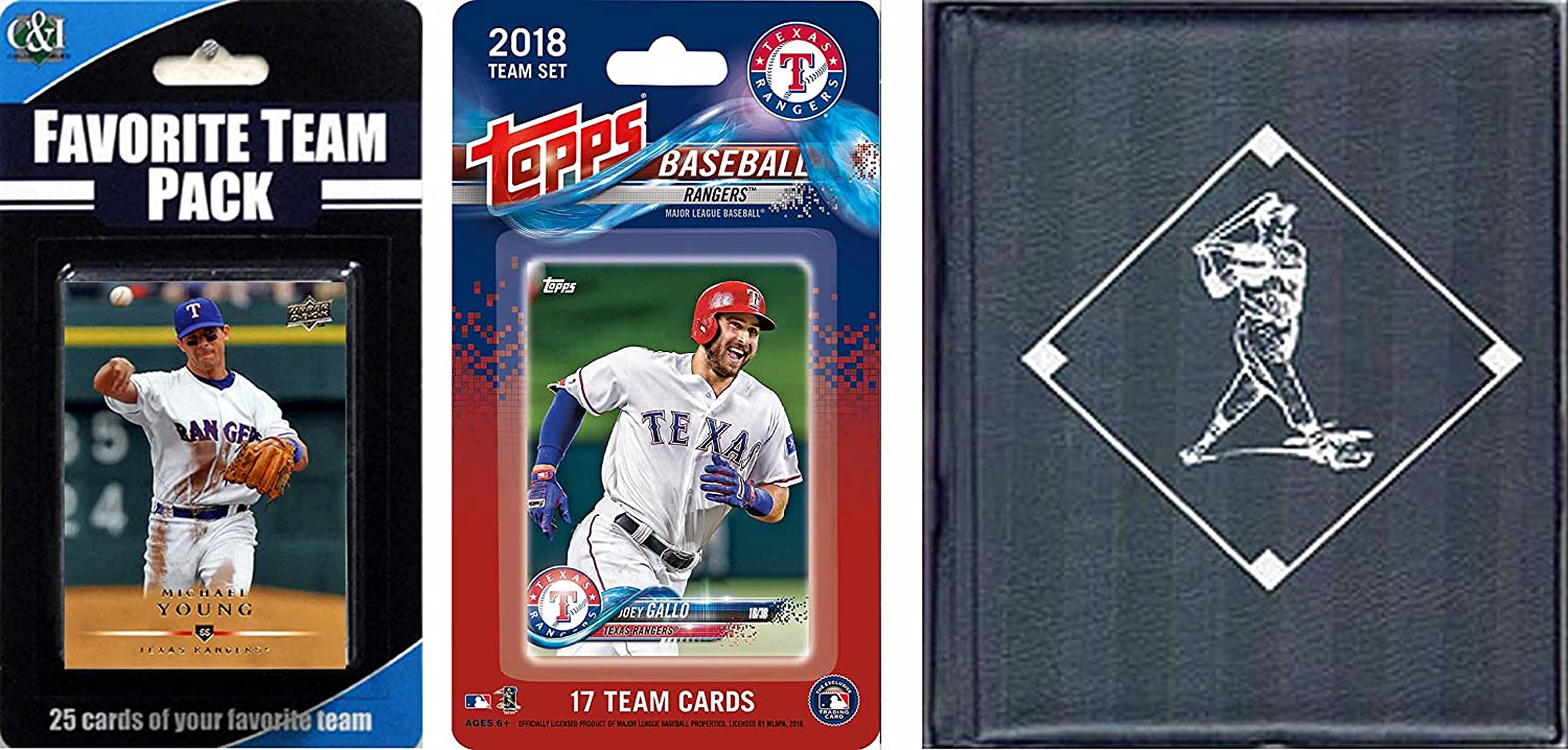 CI Collectables MLB Texas Rangers High quality new 2018Rangerstscmlb OFFer Mens