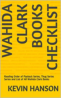 Wahida Clark Books Checklist: Reading Order of Payback Series, Thug Series Series and List of All Wahida Clark Books