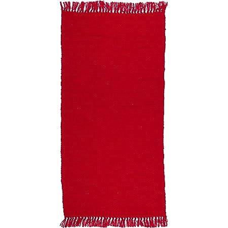 Tapis, 50cm x 120cm, Rouge