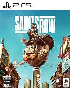 Saints Row (セインツロウ)- PS5【初回封入特典】The Idols Anarchy Pack