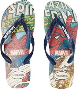 Marvel Spiderman Flip-Flops