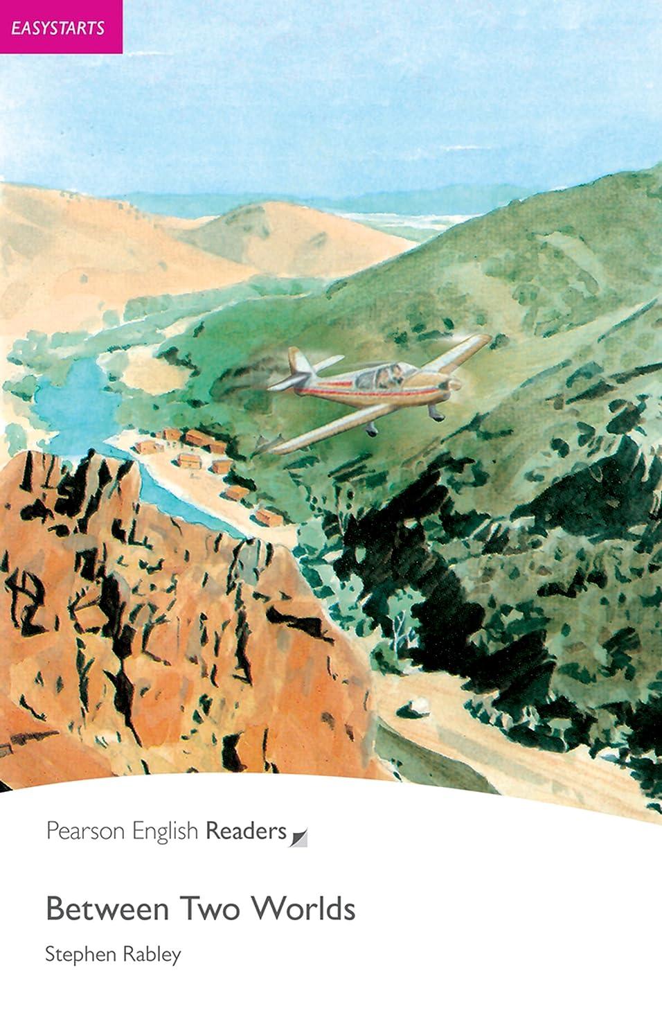変装成長傀儡Easystart: Between Two Worlds (Pearson English Graded Readers) (English Edition)