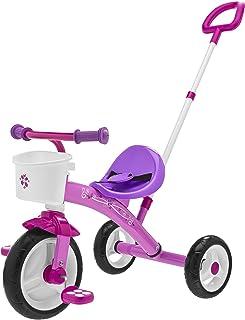 comprar comparacion Chicco- U-GO Triciclo 2 en 1, Color Rosa (Artsana Spain 00007412100000)