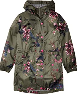 Printed Packaway Raincoat (Toddler/Little Kids/Big Kids)