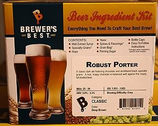 Brewer's Best Robust Porter Home Brew Ingredient Kit
