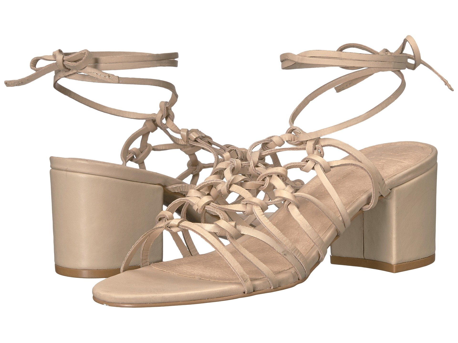 LFL BY LUST FOR LIFE Simple, Nude Leather