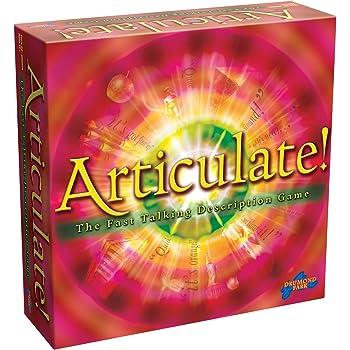 Asmodée 5019150000056 Drumond Park Articulate Family Board Fast Talking Description Game, Multi