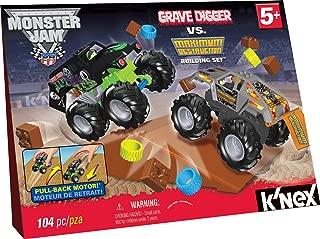 Best grave digger knex Reviews