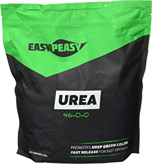 Easy Peasy Urea Fertilizer- 46-0-0 Plant Food 5 Pound Bag