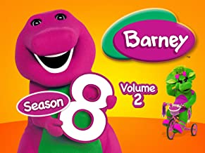 barney songs video
