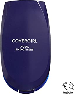 Covergirl Aquasmooth Compact Foundation, Creamy Natural, 0.4 Ounce