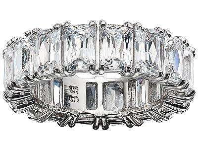 Swarovski Vittore Wide Ring (Silver) Ring