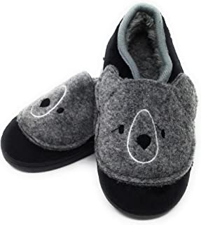 Boy's Indoor, Outdoor Slippers, Assorted Sizes and Styles