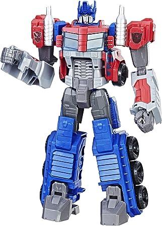 צעצוע רובוטריקים דמות פעולה Heroic Optimus Prime - דמות - C2001